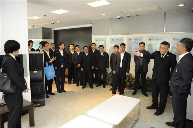 北京市检二分院:零距离感受检察工作